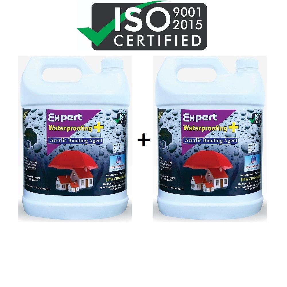 Expert Waterproofing+ 5 Litre Combo Pack