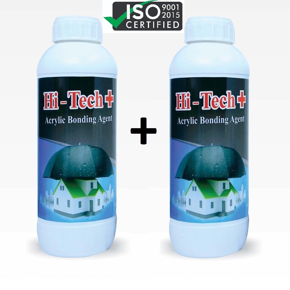 HiTech+ Waterproofing 1 Litre Combo Pack