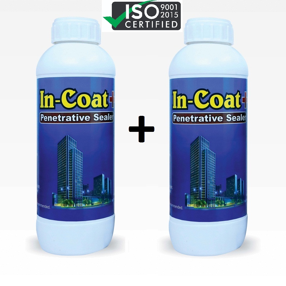 InCoat+ Penetrative Sealer 1 Litre Combo Pack