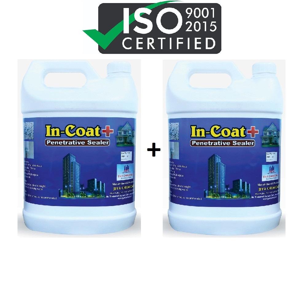 InCoat+ Penetrative Sealer 5 Litre Combo Pack
